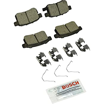 Front and Rear Ceramic Brake Pads For Acura CL RL TSX Honda Accord V6 EX LX SE