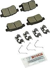 مجموعه ترمز دیسک سرامیکی دیسک سرامیکی Bosch BC1451 QuietCast Premium: Acura TSX؛ هوندا آکورد ، عقب