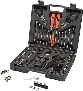 Performance Tool W1193 SAE/Metric 119 Piece Multi-Use Tool Set