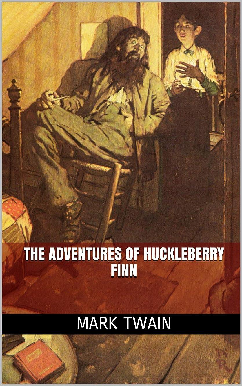 接尾辞ウィンクより多いThe Adventures of Huckleberry Finn (Illustrated) (English Edition)