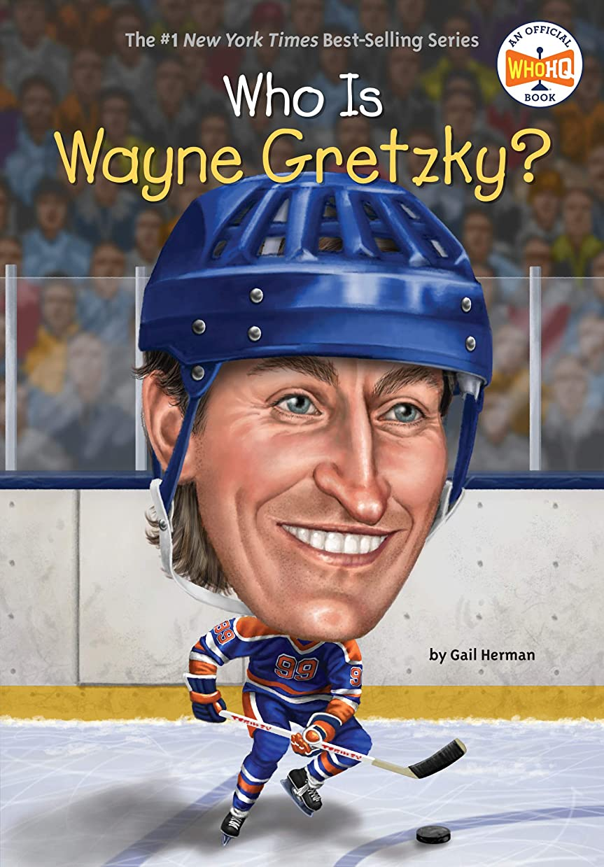 軸ナラーバーキリンWho Is Wayne Gretzky? (Who Was?) (English Edition)