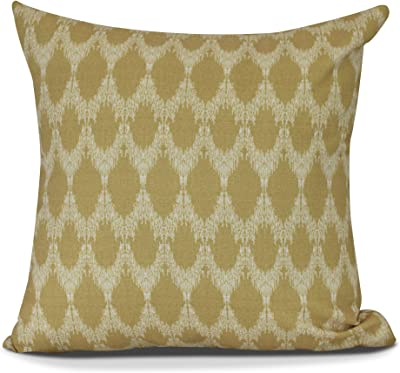 E by design Peace 2 Decorative Geometric Throw Pillow 26 Purple