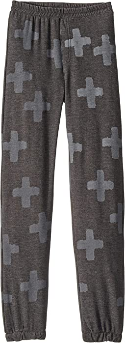 Extra Soft Plus Sign Pants (Little Kids/Big Kids)