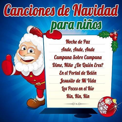 La cancion de la navidad espanol