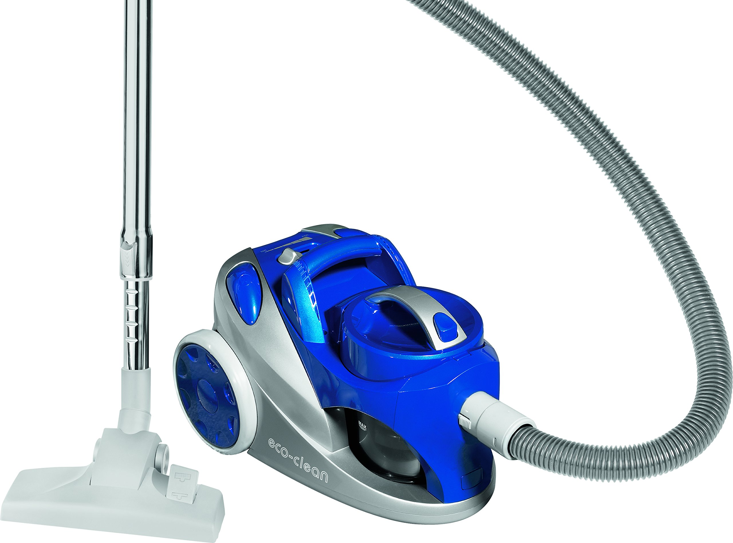 Bomann BS 971.1 CB - Aspiradora sin bolsa (700 W), color azul y ...