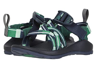 Chaco Kids ZX/1(r) Ecotread (Toddler/Little Kid/Big Kid) (Topline Navy) Girls Shoes