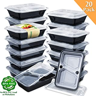 Best compartment meal trays Reviews