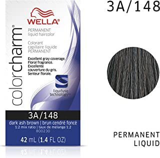 Wella Color Charm Liquid 3a Dark Ash Brown, 1.42 Fl Oz