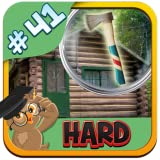 #41 - Cabin in the Woods - New Free Hidden Object Games
