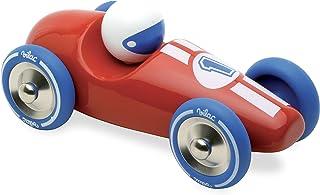 VILAC - jouet 1er âge - Véhicules - Voiture de course GM rouge - 2247R