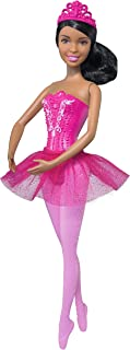 Barbie Fairytale Ballerina Doll, Brunette