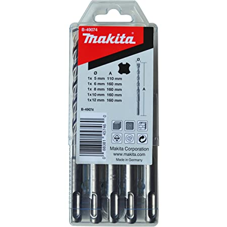 Makita b-47466 SDS-vplus-Perceuse 7x250mm