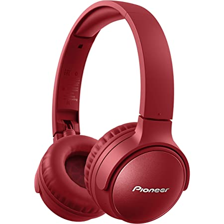 Pioneer S6 Wireless Anc Kopfhörer Rot Elektronik