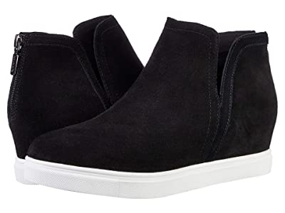 Blondo Genna Waterproof Sneaker (Black Suede) Women