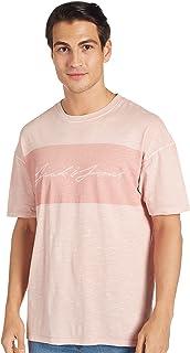 Jack & Jones Men's Santo Short-Sleeve Crew Neck T-Shirt