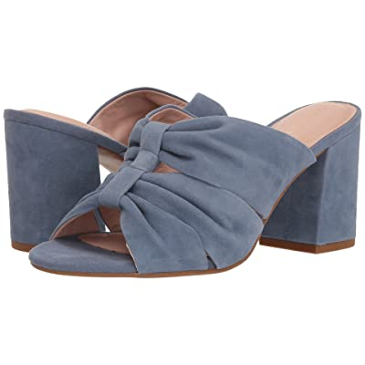 Taryn Rose Lana (Denim Suede) Women