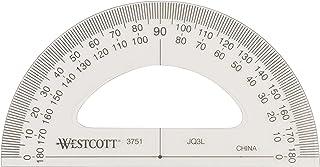 Westcott Protractor Outil de mesure (3751)