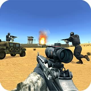 FPS HONOR: Desert Hawk Down Shooting Game 2019