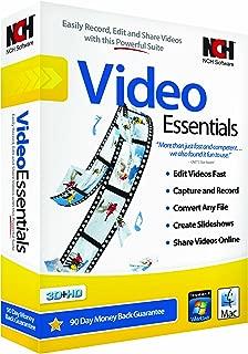 Best nch video essentials Reviews