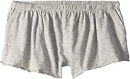 Chaser Kids - Jersey Shirred Flounce Shorts (Toddler/Little Kids)