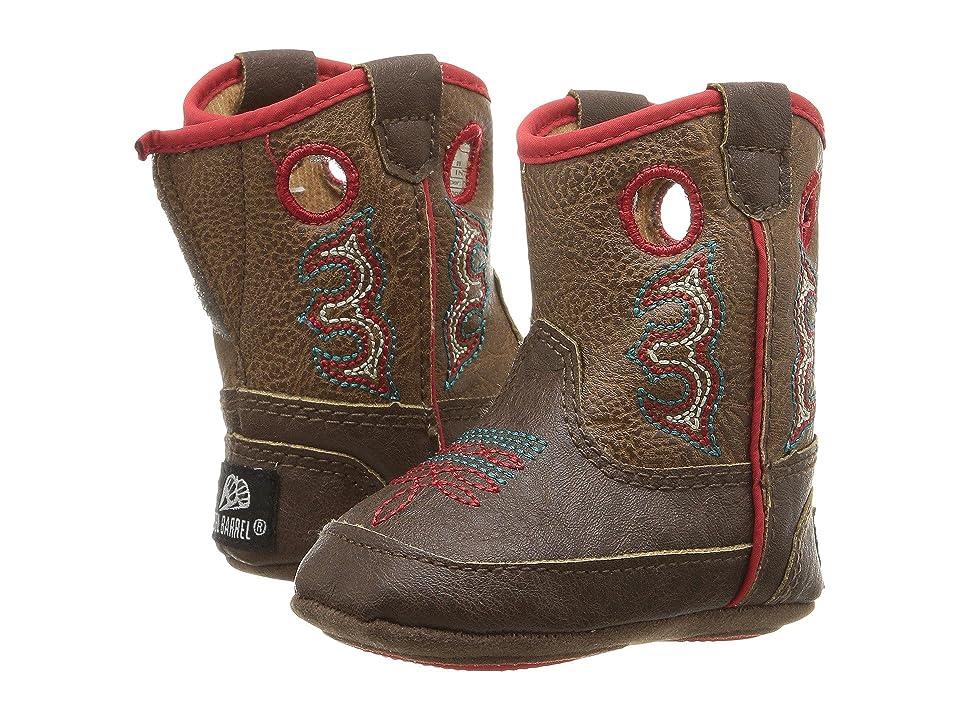 M&F Western Kids Kolter (Infant/Toddler) (Brown) Boys Shoes