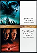 Planet of the Apes / The X-Files: Fight The Future Double Feature