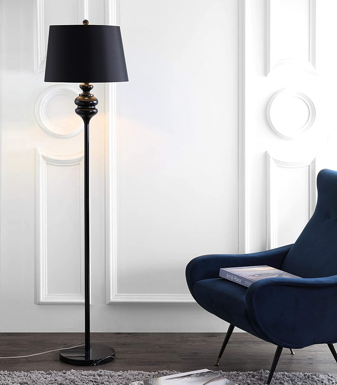 Safavieh Lighting Collection Sales for sale Torc Virginia Beach Mall Black Floor Lamp 67.5