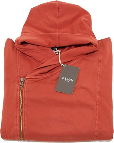 Reign 8750M Felpa hommes Arancione Sweatshirt Hommes