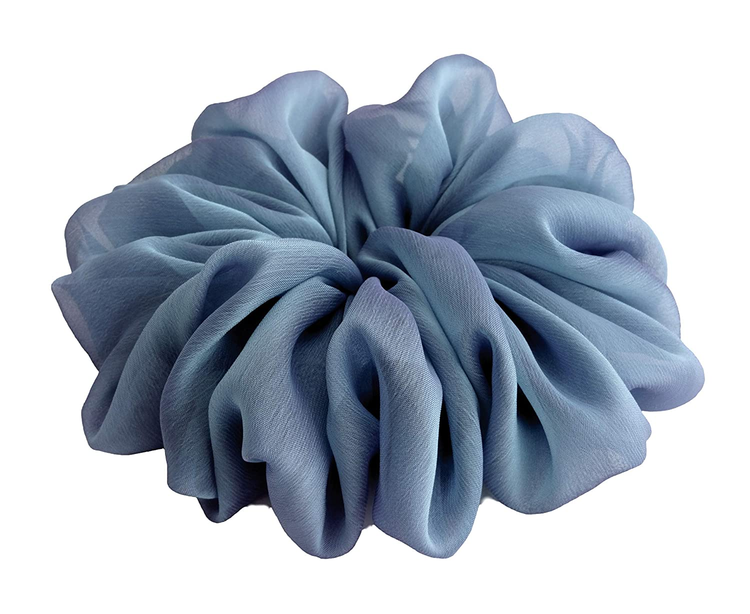 38 Colors store Available Big Scrunchies Sheer Hair quality assurance Soft for Chiffon