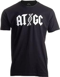ATGC | Funny Chemistry Chemist Biology Science Teacher for Men Women DNA T-Shirt