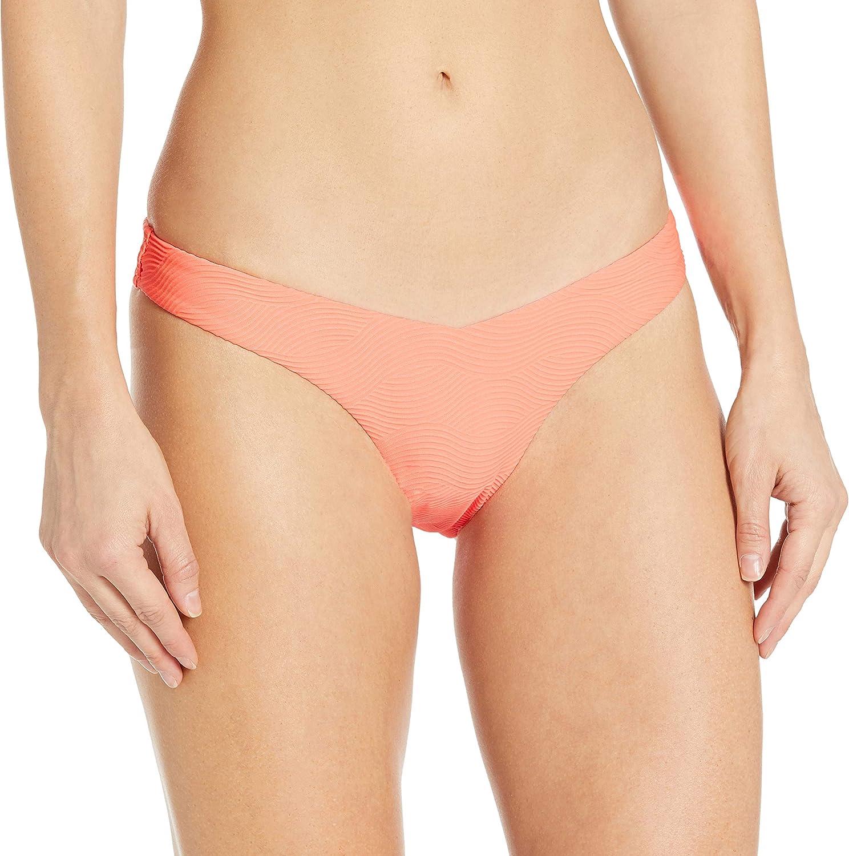 Seafolly Women's V High Cut Pant Bikini Bottom Swimsuit