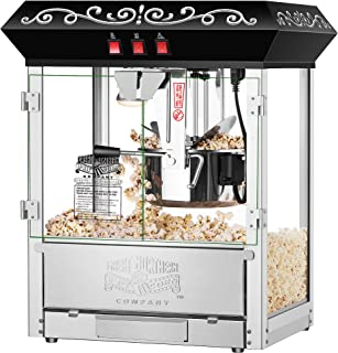 Great Northern 10 oz Perfect Popper Countertop Style Popcorn Machine Black – Great Northern Popcorn Company
