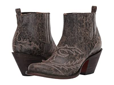 Lucchese Rogue (Anthracite Marble) Women