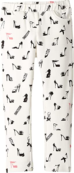 All Over High Heel Print Pants (Little Kids/Big Kids)