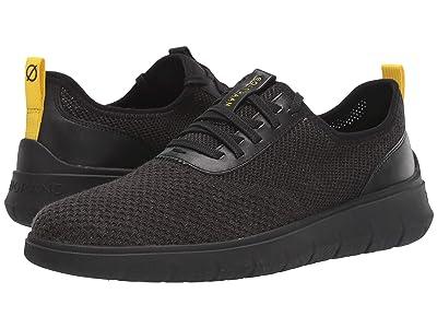 Cole Haan Generation Zerogrand Sneaker (Black Stitchlite) Men