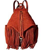 Rebecca Minkoff - Fringe Medium Julian Backpack
