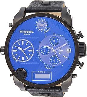 ساعة رجالي ماركة ديزل XXL موديل DZ7127