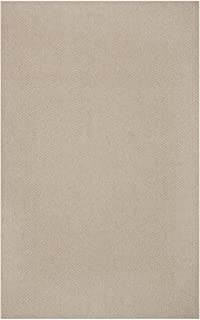 Dalyn Rugs Monaco Sisal Area Rug, 8-Feet by 10-Feet, Linen