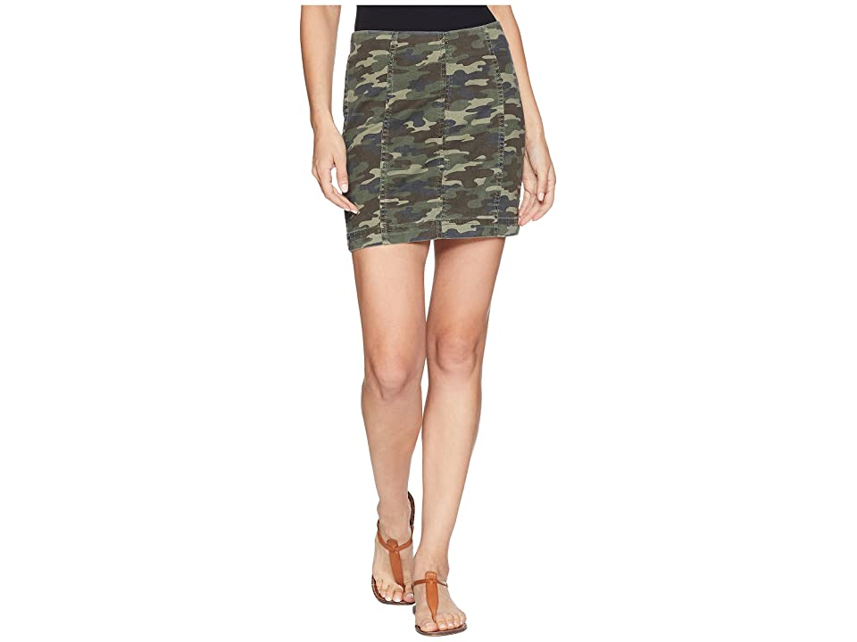 Free People Modern Femme Novelty (Green) Women