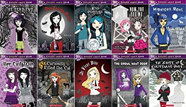 Poison Apple Books: Complete 10 Book Set Includes: The Dead End, This Totally Bites!, Her Evil Twin, Miss Fortune, Now You See Me…, Midnight Howl, Curiosity Killed the Cat, At First Bite, The Ghoul Next Door, The Ghost of Christmas Past (Poison Apple)