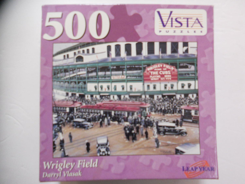 Commercial Break by Darryl Vlasak 500 Piece Jigsaw Puzzle