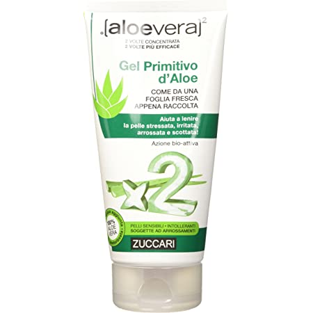 Zuccari Aloevera Gel Primitivo D'Aloe, 150 ml