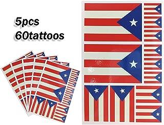Best costa rican flag tattoos Reviews