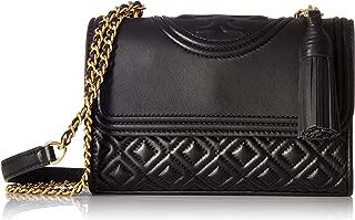 Tory Burch Women's Fleming Matte Small Shoulder Bag