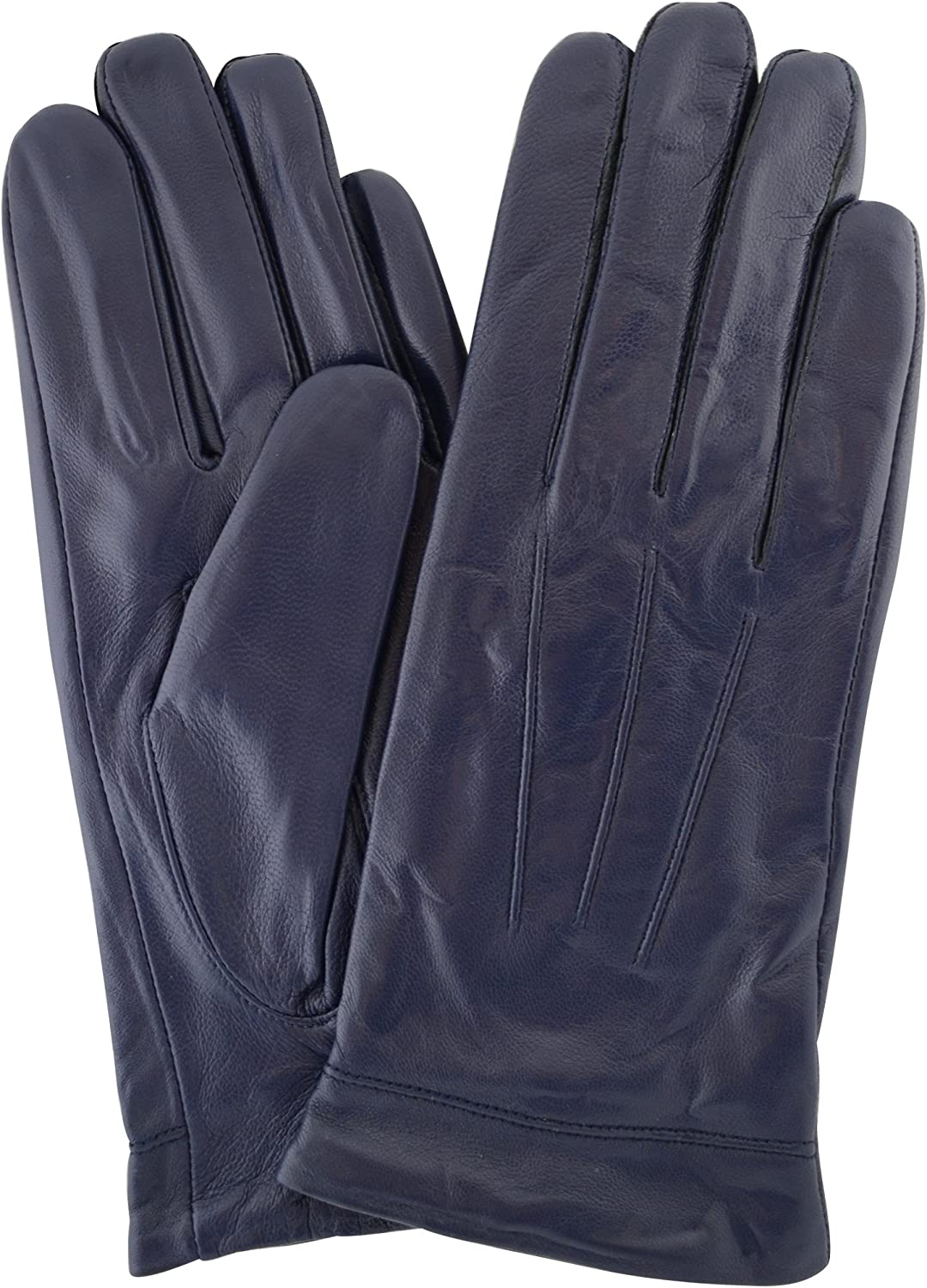Ladies Butter Soft Leather Glove with 3 Point Woven Stitch design