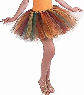 Women's Fantasy Fairies Adult Costume Autumn Fairy Tutu