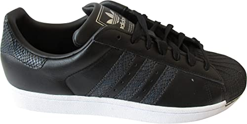 Adidas Originals Superstar II, Baskets Pour Hommes - Noir/Noir ...