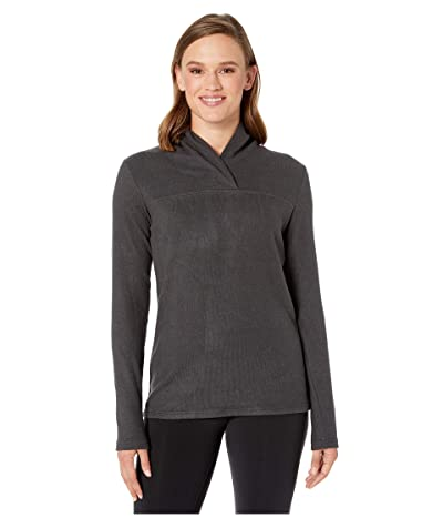 Columbia By the Hearthtm Long Sleeve Pullover (Black) Women
