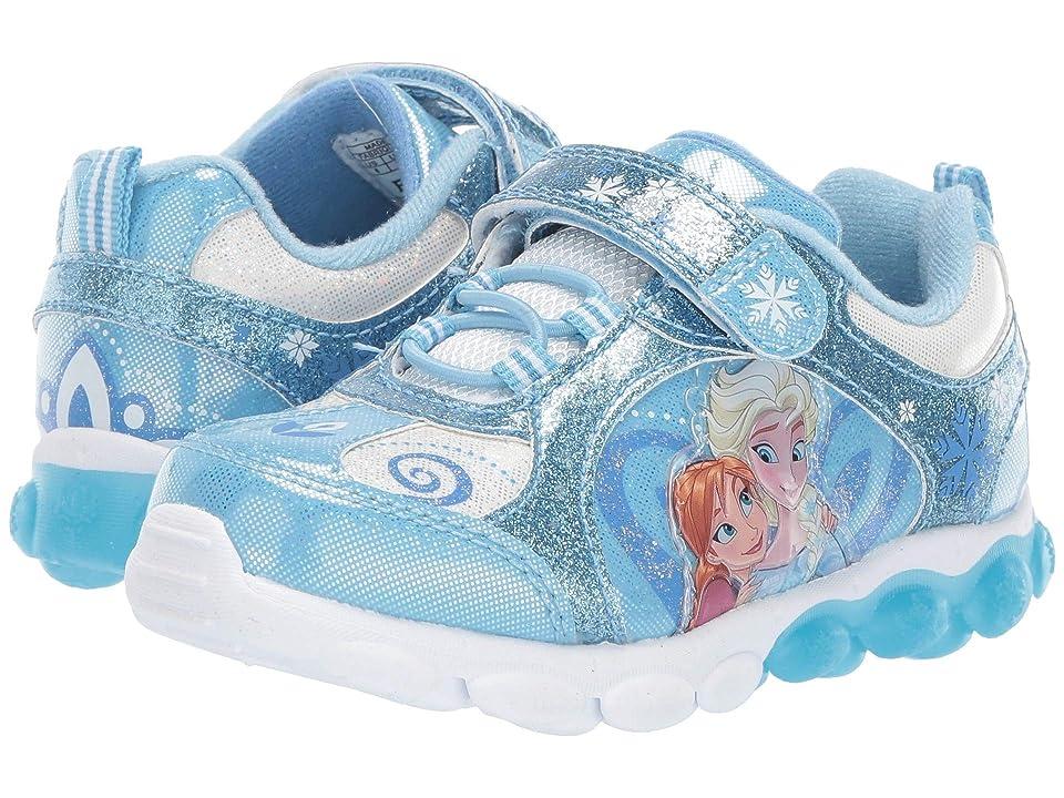 Josmo Kids Frozen Sneaker (Toddler/Little Kid) (Blue 1) Girls Shoes