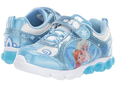 Josmo Kids Frozen Sneaker (Toddler/Little Kid) (Blue 1) Girls Shoes